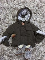 3 months Baby Set (jacket, boots) in Ramstein, Germany