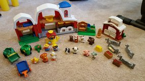 Interactive Farm House and Toys in Fort Meade, Maryland