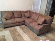 Ashley Furniture 2-Piece Sectional - excellent condition! in Fort Bragg, North Carolina