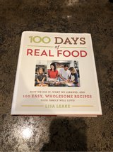 100 Days of Real Food in Olympia, Washington