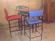 table and four chairs in Sugar Grove, Illinois