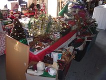 All Christmas Stuff Pictured in Fort Riley, Kansas