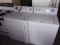 Admiral Washer and Dryer Set in Fort Riley, Kansas