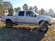 04 Ford F250 4wd XLT Studded Diesel #3654 in Leesville, Louisiana