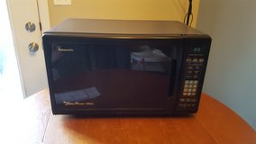 Panasonic Microwave in Fort Leonard Wood, Missouri