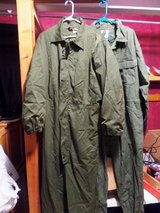 Coverall, Military, Cold Weather, Insulated. Size Large in Chicago, Illinois