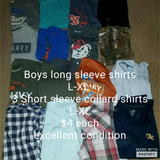 Boys clothing in Perry, Georgia