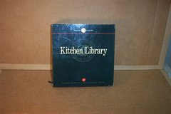 WILLIAMS-SONOMA KITCHEN LIBRARY in St. Charles, Illinois