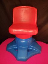 Vintage Little Tikes Swivel Executive Desk Chair in Fort Campbell, Kentucky