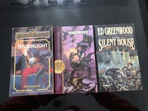 The forgotten realms books in Fort Campbell, Kentucky