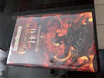Signed Elminster in Hell hardback book in Fort Campbell, Kentucky