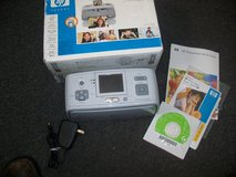 Hewllett Packard Photosmart A616 Compact Photo Printer with box & new ink in Plainfield, Illinois