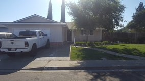 4 bed 2 bath home for rent with pool in Vacaville, California