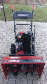 Craftsman snoblower in New Lenox, Illinois