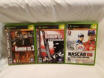 Xbox Video Games in Beaufort, South Carolina