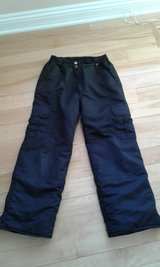 Boy's Snowpants Size 8-10 in Glendale Heights, Illinois