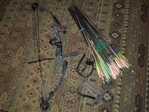 PSE Nova Compound bow with accessories. in Alamogordo, New Mexico
