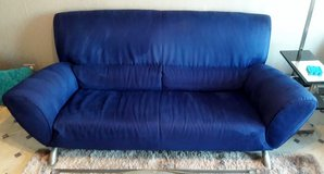 Couch, Large Chair & 2 seat bench 3 pc set in Tinley Park, Illinois
