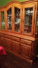 Table ,Chairs,& China Cabinet in Warner Robins, Georgia