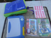 Leap pad with 2 cartridges in Oswego, Illinois