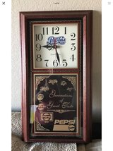 WANTED PEPSI COLA CLOCK LIKE THIS ONE in Cherry Point, North Carolina