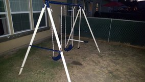 Small Swing Set in Camp Pendleton, California