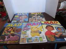 Mad magazine's from the 1999 in Chicago, Illinois
