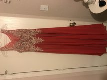 Prom dress in Lackland AFB, Texas