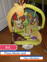 Fisher price Bouncer with features in Elizabethtown, Kentucky