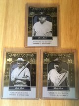 *$*$* DOWNSIZING BASEBALL COLLECTION *$*$* SAVE $$ in Fort Lewis, Washington