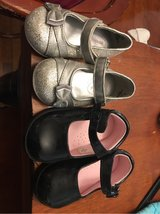 2 pairs of baby girl shoes in Alamogordo, New Mexico