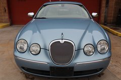 2006 Jaguar S-Type with Clan title and Navigation in Pasadena, Texas