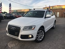 2013 AUDI Q5 QUATTRO PREMIUM SPORT UTILITY 4D 4-Cyl, Turbo, 2.0 Liter in Fort Campbell, Kentucky