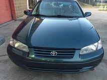 One owner 1997 Toyota Camry with Clean Title in The Woodlands, Texas