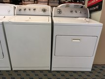 Whirlpool Washer and Dryer Set / Pair - USED in Fort Lewis, Washington