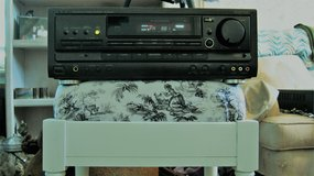 Technics Stereo Receiver, SA EX600, Surround Sound System, Classic Piece in Alamogordo, New Mexico