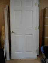 White interior doors in Liberty, Texas