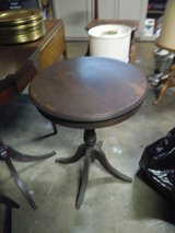 Small table in Vacaville, California