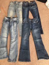 girls size 10 jeans in Warner Robins, Georgia