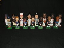 Sports Bobblehead Bobble Heads NFL MLB Martinez Bonds Manning ++ in Aurora, Illinois