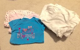 6-9 month onesies in Orland Park, Illinois