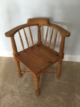Solid pine chair from Europe - $150 in Fort Rucker, Alabama