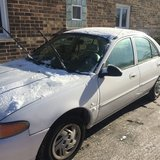 98 Ford Escort 83,000 miles, new tires in Glendale Heights, Illinois