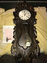 Antique Clock, Clock in Glendale Heights, Illinois