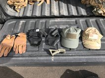 Gloves, Fast-Rope Gloves, tactical hats, Mag Pull slant forward grip in San Diego, California