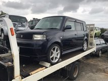 Selling Parts for  TOYOTA bB in Okinawa, Japan