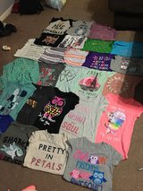 girls size 10-12 t shirts lot A in Warner Robins, Georgia