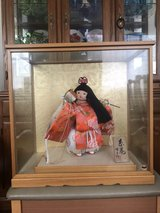 Japanese Doll in Okinawa, Japan