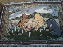 Winnie the Pooh Tapestry in Bolling AFB, DC