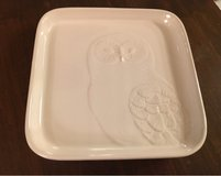 Owl Plate in Chicago, Illinois